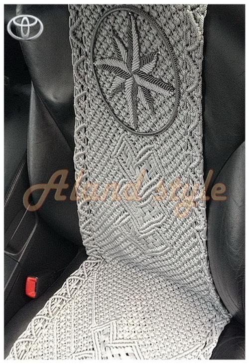 Расчет цены 1 плетеной накидки
