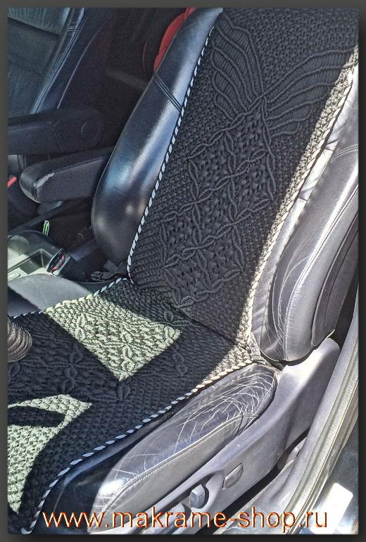 Накидки на автокресла Honda CR-V III
