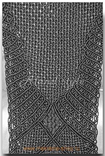 Узор плетения под эмблему