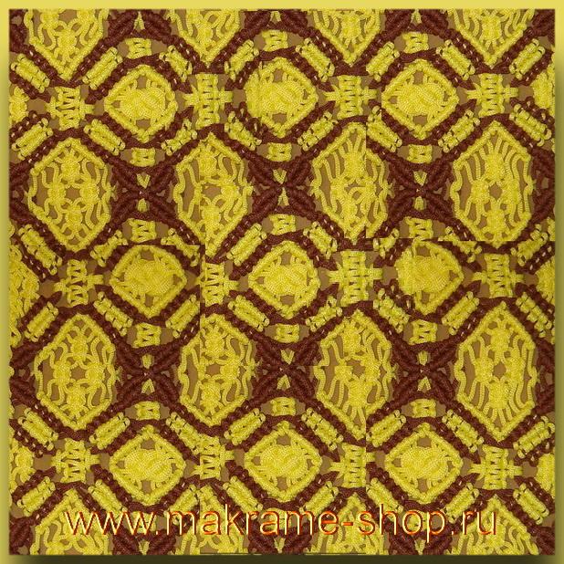 Плетеный коврик carpet12