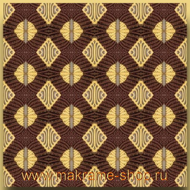Плетеный коврик carpet13