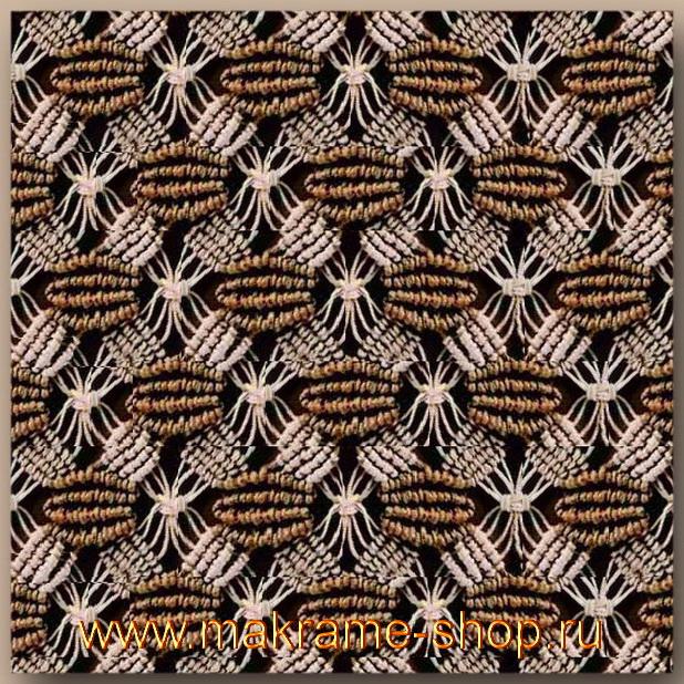 Купить плетеный коврик на пол