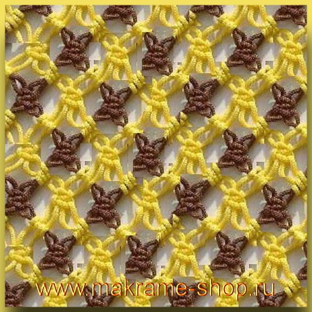 Плетеный коврик carpet09