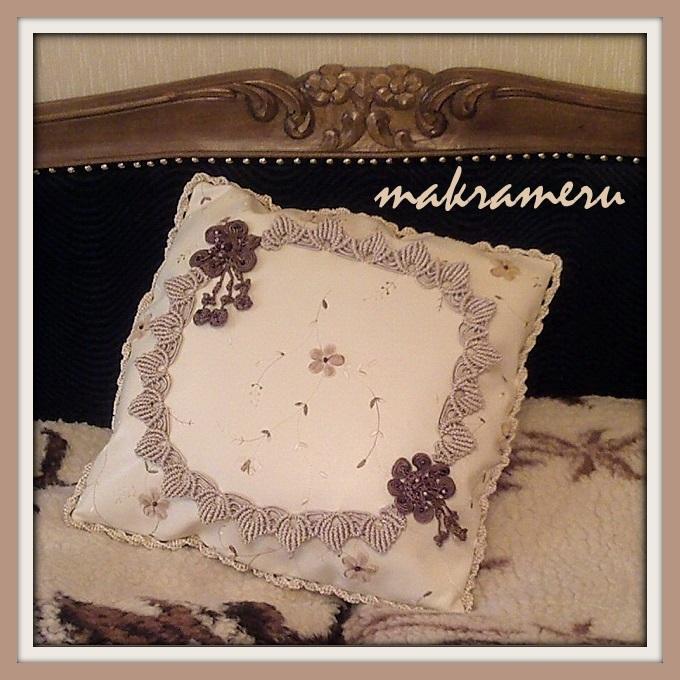 Наволочка на интерьерную подушку