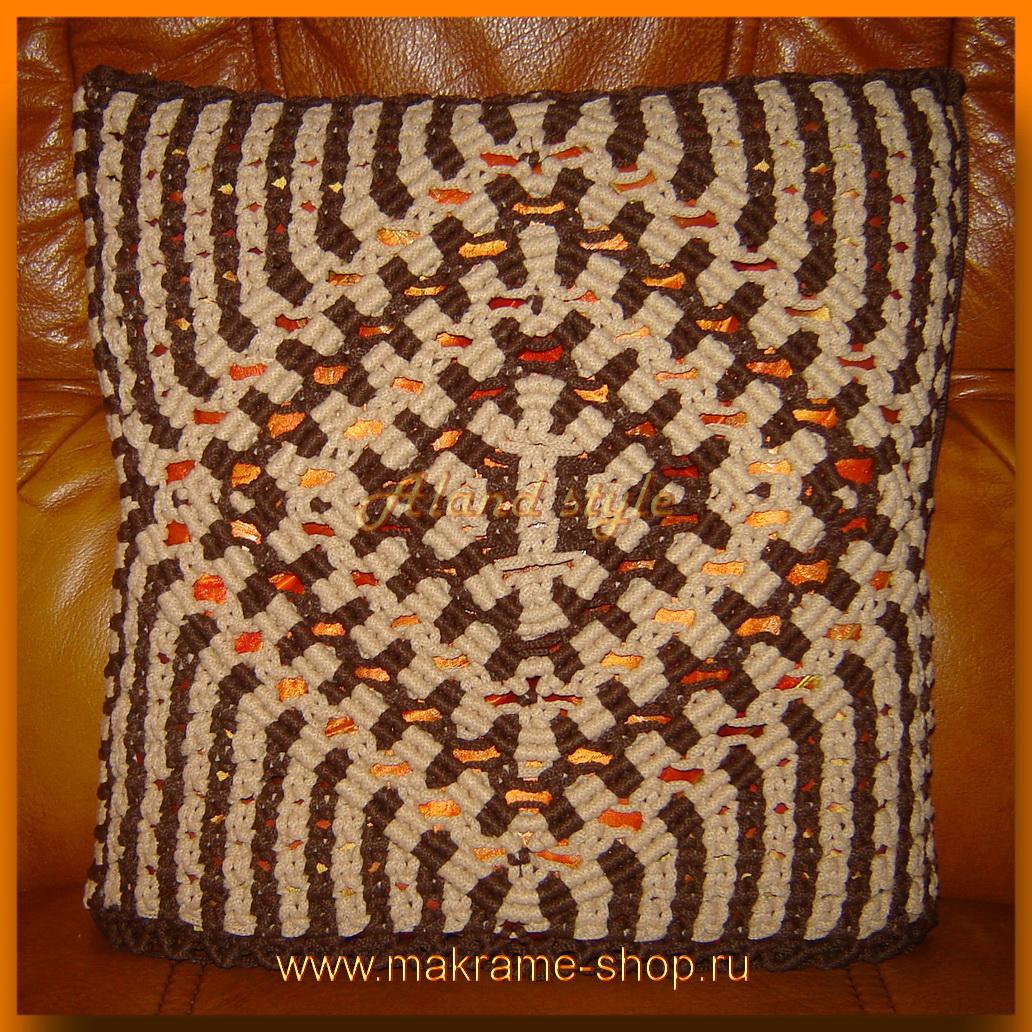 Интерьерная подушка 4