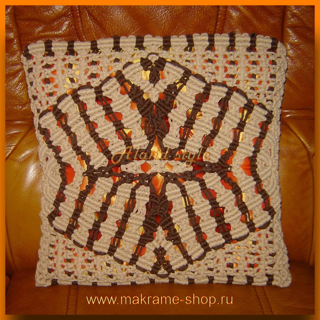 Интерьерная подушка 5