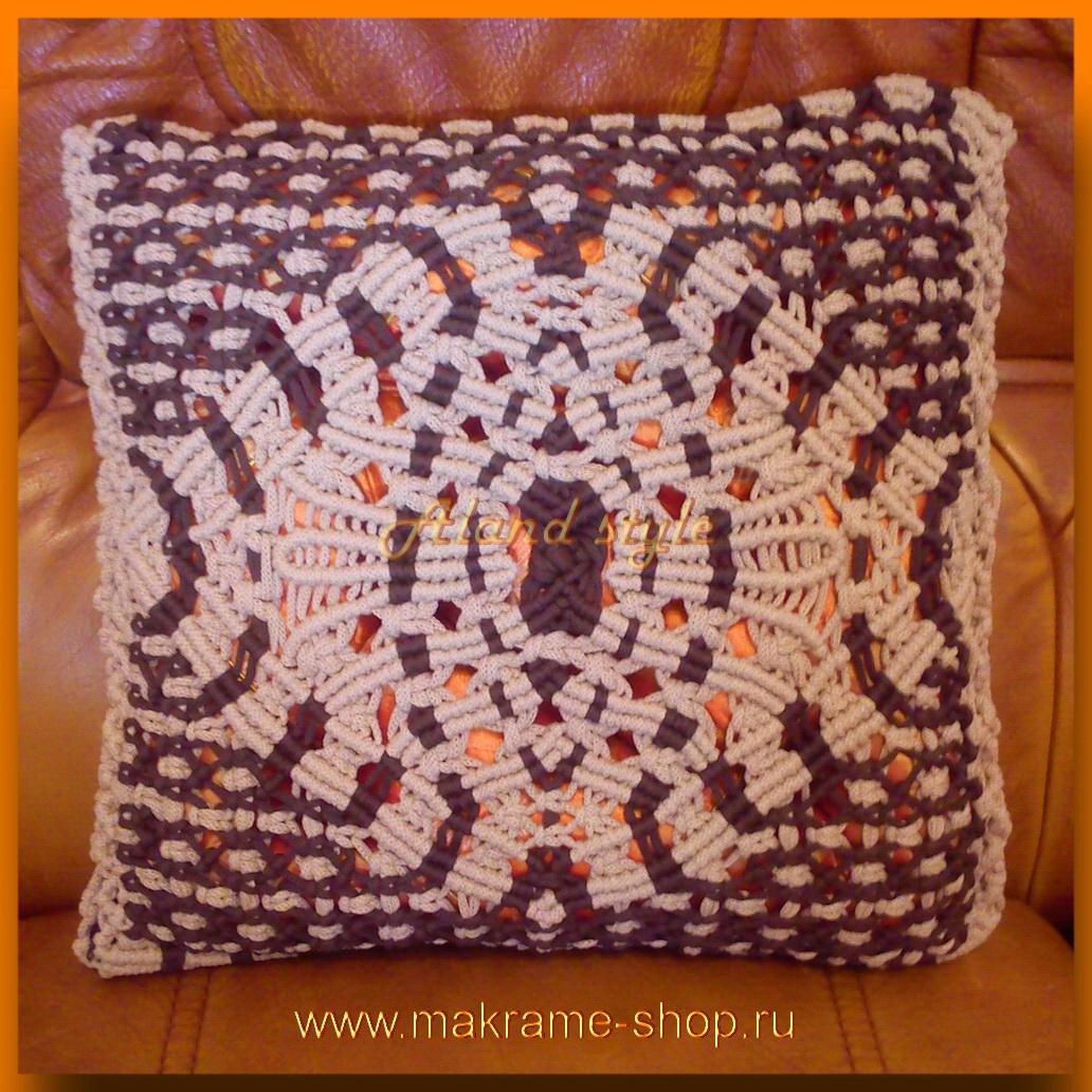 Интерьерная подушка 9