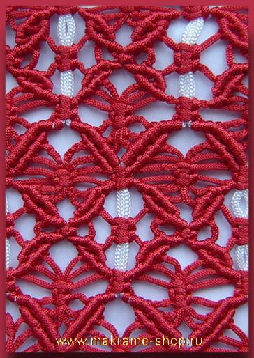 Фантазируем по ходу плетения